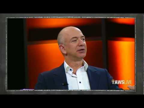 2012 re:Invent Day 2: Fireside Chat with Jeff Bezos & Werner Vogels