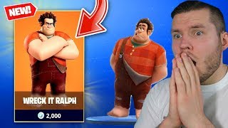 RALPH REICHTS in FORTNITE...
