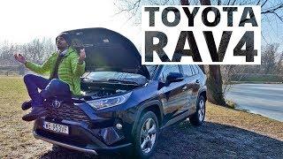 Nowa Toyota RAV4 - Nirvanomobil... odleciałem...