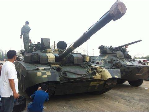 tank show , children's day , Thailand