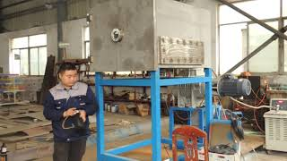 Leakage Test For The Stainless Steel Chamber