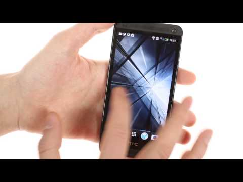 HTC One User Interface