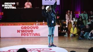 Slim Boogie na GROOVENMOVE BATTLE