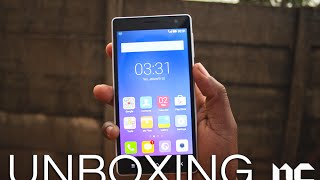 Hisense Infinity Pulse (L682)4G LTE Unboxing and First Look