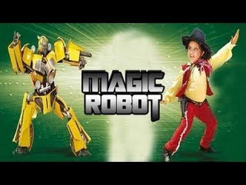 Magic Robot - Full Length Action Hindi Movie video