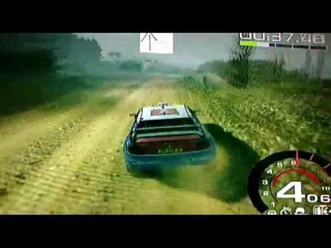 Seção Nostalgia 2 - WRC Rally Evolved