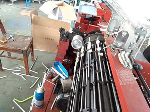 10mm artistic drinking straw bending machine