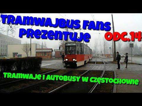 Tramwaje I Autobusy W Częstochowie