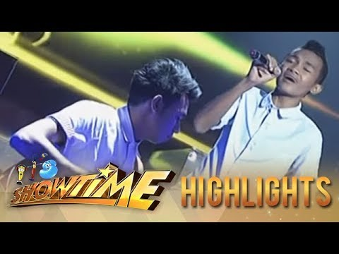 It's Showtime Pinasikat: Bmp Belts Out Air Supply video