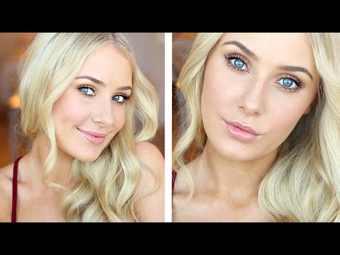 first day of school statement makeup/hair  youtube