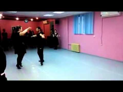 Как научится в домашних условиях танцевать лезгинку