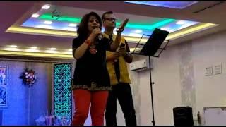 Wada karle saajna sung by Raghvendra & Neha Kelkar live show