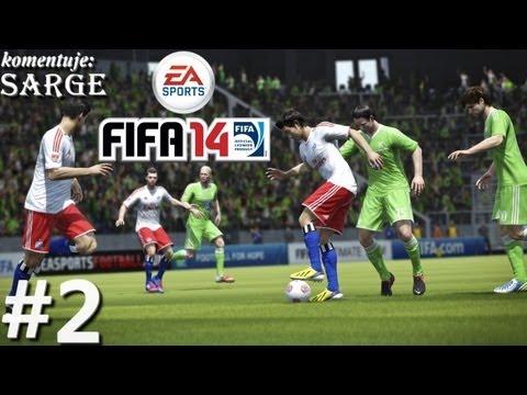 FIFA 14 (PC Gameplay 2/2) - T-Mobile Ekstraklasa I Skład Polski