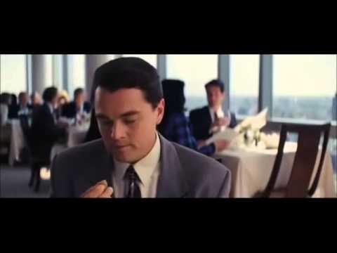 Ο Λύκος της Wall Street - Οι ελιές Χαλκιδικής στη σκηνή του Εστιατορίου