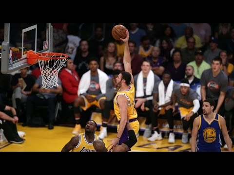 Larry Nance Jr. Top 10 Dunks. Dunk Of The Year