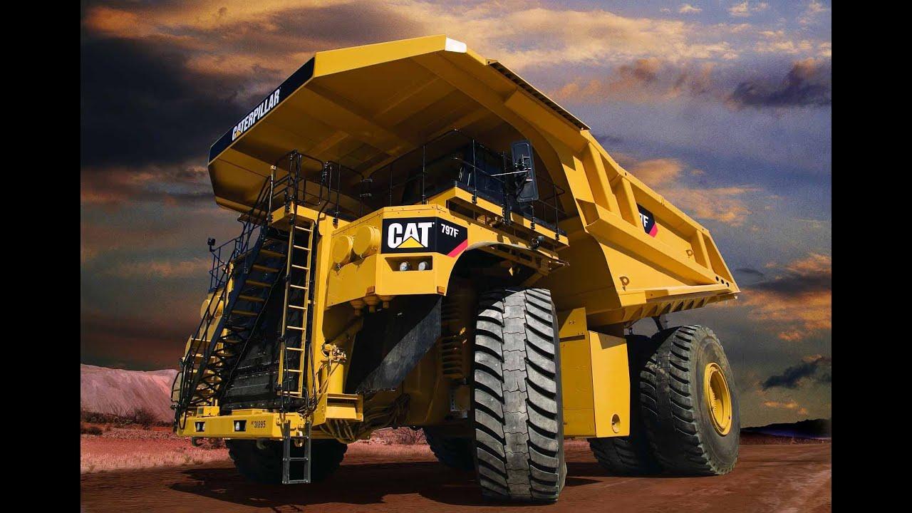Самые большие грузовики в мире 11 фотография