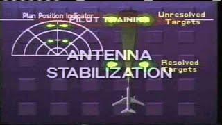 Weather Radar Pilot Training DVD