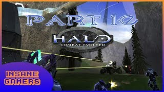 ASSAULT ON THE CONTROL ROOM: PART 2 - Halo: Combat Evolved (Xbox) - Part 10