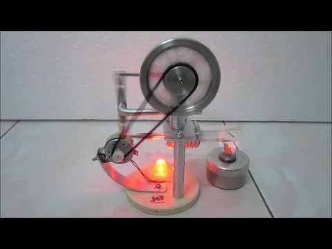 Free Energy Generator  Homemade Engine Motor Free Electricity Free Energy Devices DIY