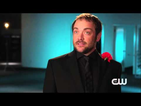 Supernatural Season 9 Promo - Mark Sheppard Hints - Марк Шеппард о Новом Кроули
