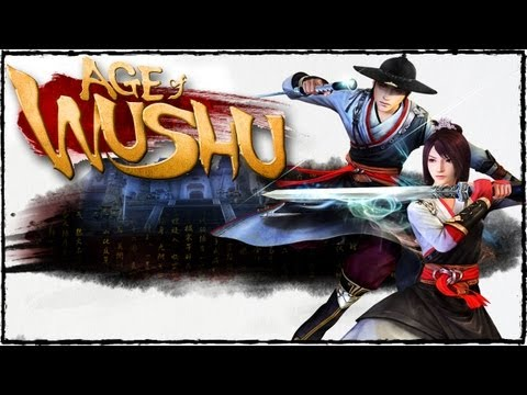Age of Wushu . Guia #3 . O Mendigo e o VEIO DO SACO . AO VIVO . HD 720p