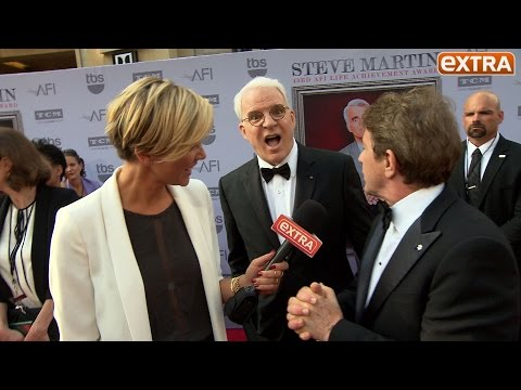 Steve Martin Jokes About His Least Favorite Person in Showbiz