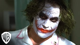 The Dark Knight Trilogy -- Harvey Dent + The Joker -- Own It Now