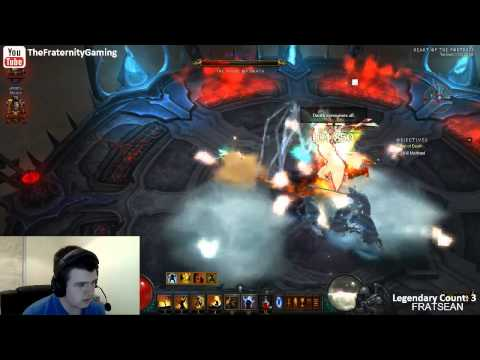 Diablo 3 Sean and Tom do Malthael Torment 1