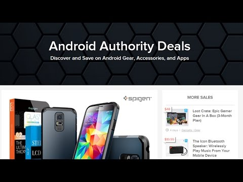 Android Authority Weekly Deals Roundup!