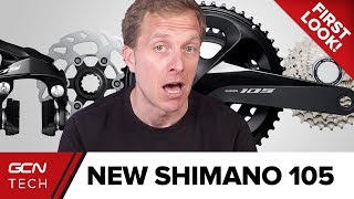 New Shimano 105 Groupset | GCN Tech First Look