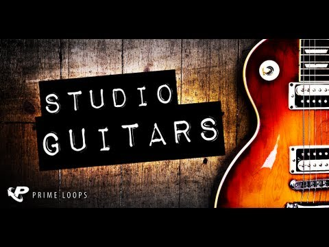 Guitar Samples And Loops, Electric And Acoustic Chords, Riffs And Licks