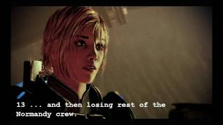 Mass Effect 3 - Worst Possible Start Part 1/2 (ft. Blonde Femshep)