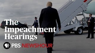 WATCH LIVE: The Trump Impeachment Hearings - Judiciary Committee - Day 2