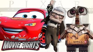 Which Pixar Movie Deserves a Live-Action Reboot? - MOVIE FIGHTS!! (100th Episode!)