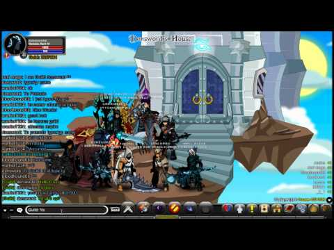 AQW= How to make Guild/behold Guild interface