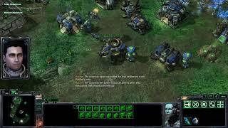 StarCraft 2 Wings of Liberty Végigjátszás #10 Safe Haven