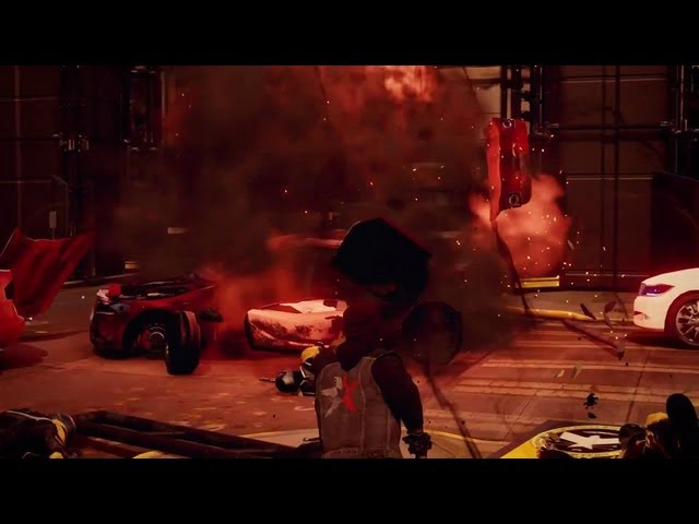 inFamous: Second Son - E3 2013 Trailer