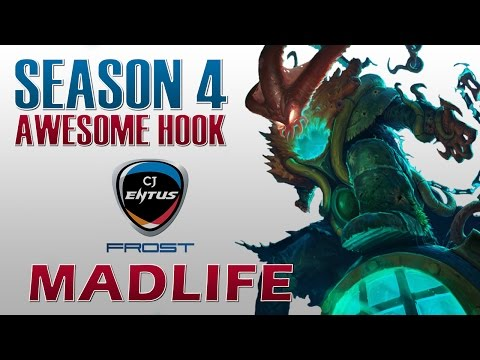 CJ Frost MadLife - Awesome Hook