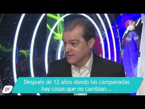 Ramón García vuelve a TVE en la Navidad 2014.