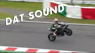 ULTIMATE Bike exhaust sounds Compilation! Only the best
