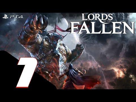 Lords of The Fallen - Walkthrough Part 1 - First Warden Boss