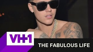 Justin Bieber's Family Guy Bling + The Fabulous Life of Justin Bieber + VH1