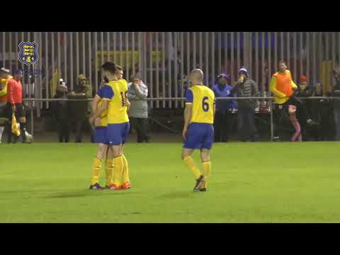 Waterford FC's Alan Reynolds post-match Interview (Tramore 16-01-2018)