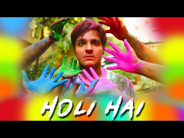 HOLI HAI !! | Ashish Chanchlani thumbnail