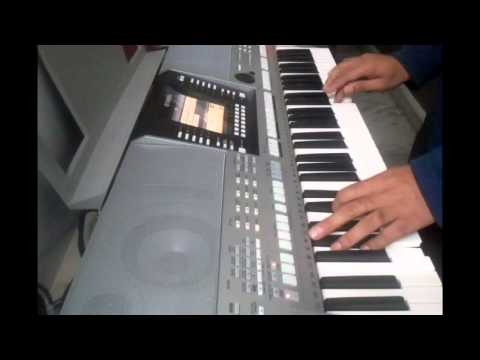 Dil Sambhal Za Zara Remix on Yamaha Keyboard S910