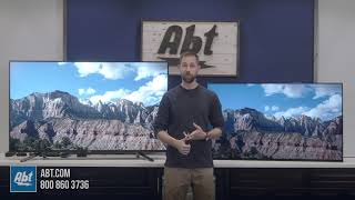Sony A9F vs Z9F Master Series TV Comparison