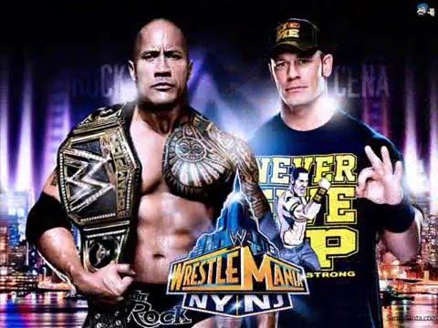 WWE WrestleMania 31 - Brock Lesnar vs Roman Reigns live thumbnail