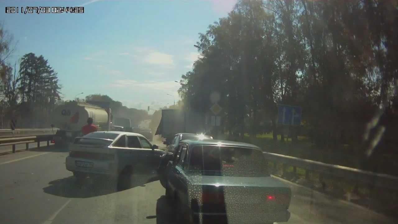 Авария в Шемуршинском районе - YouTube