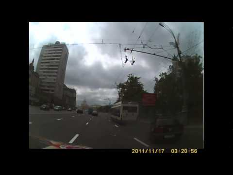 авария 9 мая 2014 паждеро и мустанг