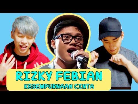 download lagu REAKSI ORANG KOREA LIHAT RIZKY FEBIAN - KESEMPURNAAN CINTA gratis